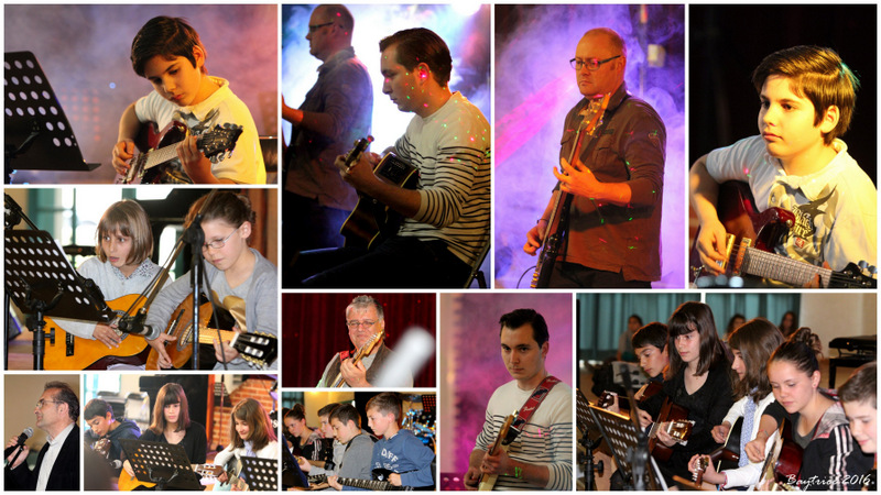 ENSEMBLE GUITARES 2016